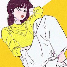 女の子イラストの画像(かわいいイラストに関連した画像)