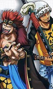 One Piece キッド ローの画像11点 完全無料画像検索のプリ画像 Bygmo