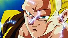 スーパーサイヤ人3 孫悟空の画像(プリ画像)