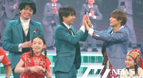 平野紫耀 & 佐藤勝利の画像(プリ画像)