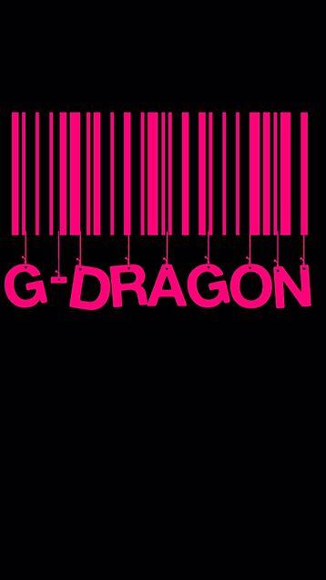 G-DRAGON バーコードの画像(プリ画像)