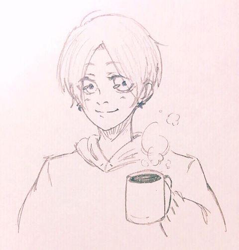 コーヒーたいむの画像(プリ画像)