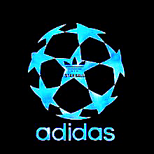 サッカーボール プリ画像