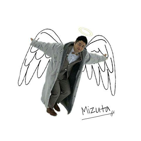 天使の水田くん໒꒱· ゚の画像(プリ画像)