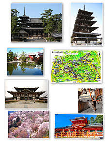 奈良県 観光地 マップの画像(奈良県に関連した画像)