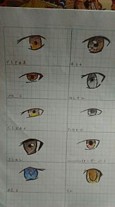 歌い手の目!第2弾!の画像(プリ画像)