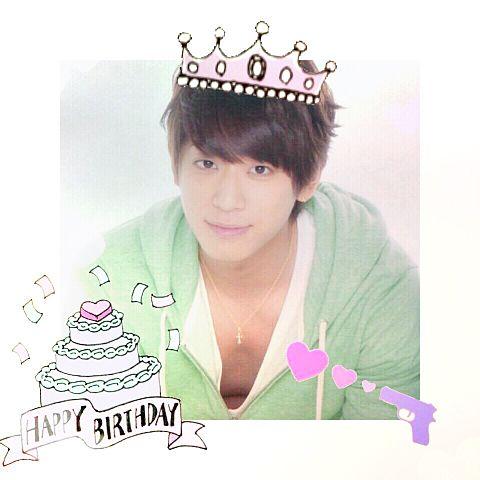 小山 Happy Birthday!!の画像(プリ画像)