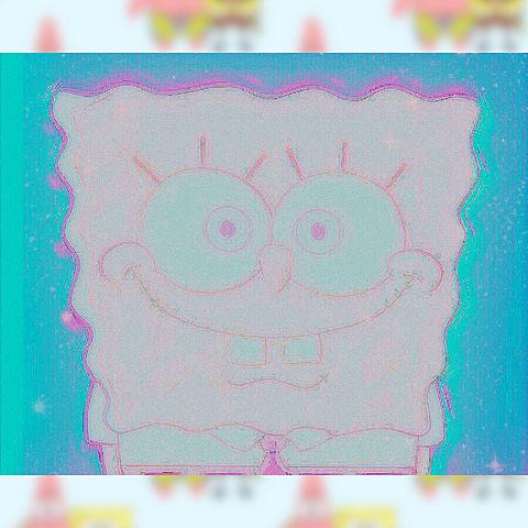 スポンジボブの画像(プリ画像)