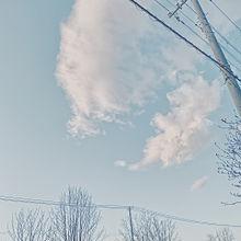 cloud プリ画像