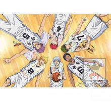 黒子のバスケの画像(奇跡の世代に関連した画像)
