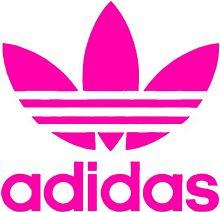 ピンク adidasの画像(プリ画像)