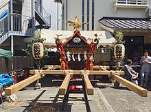葛原岡神社例大祭 プリ画像