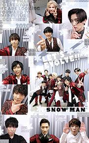 Snow Manの画像(SNOWに関連した画像)
