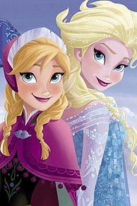 アナと雪の女王 アナ エルサ ディズニー イラストの画像143点完全無料