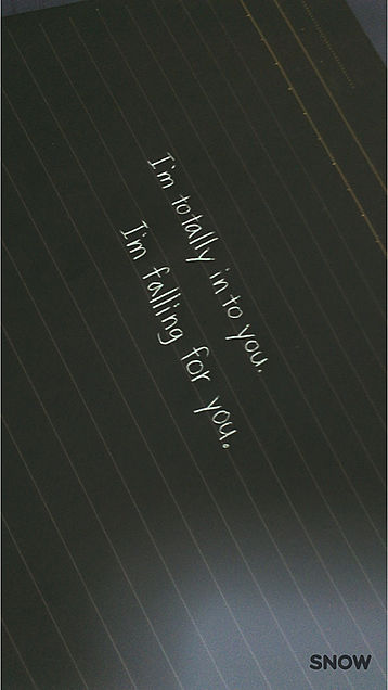 手書きポエムの画像 プリ画像
