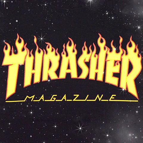 THRASHERの画像 プリ画像