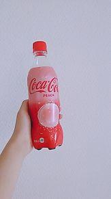 PeachCoca-Colaの画像(飲み物に関連した画像)