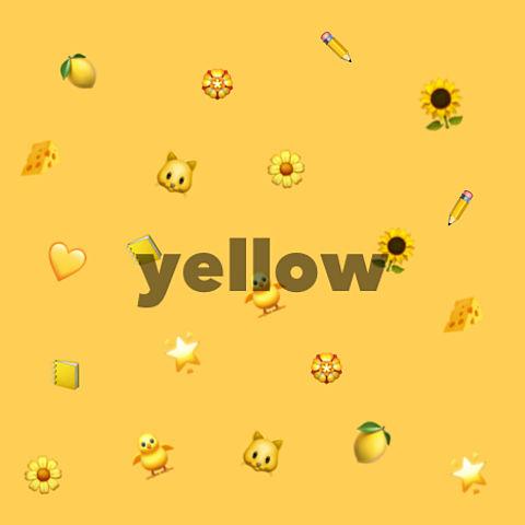 黄色の画像 プリ画像