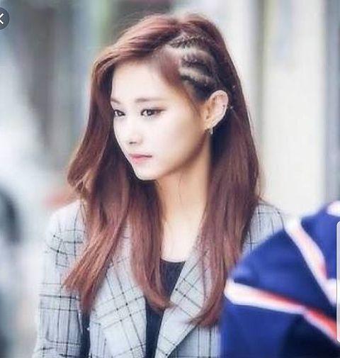 愛しのツウィなんの髪型しても美人すぎる❤ ︎の画像(プリ画像)