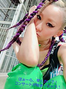 倖田來未のコンサート!?の画像(倖田來未に関連した画像)