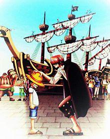 シャンク ルフィーの画像(ルフィーに関連した画像)