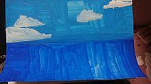 空と海 プリ画像