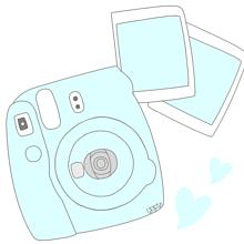 チェキのペア画です💓の画像(友達に関連した画像)