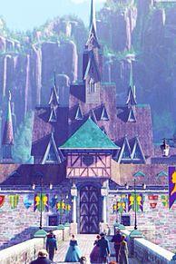 アナ雪の画像(お城 アナと雪の女王に関連した画像)