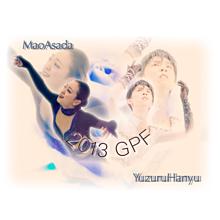 ゆづまお2013GPFの画像(プリ画像)