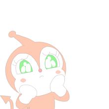 使用→コメの画像(かわいい イラスト ドキンちゃん パステルに関連した画像)