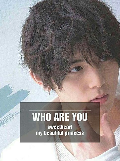 Who are you…の画像(プリ画像)