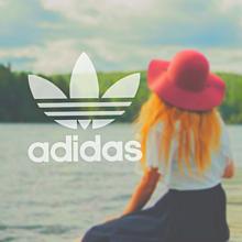 adidas♡