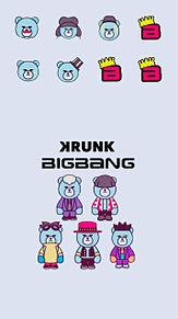 iPhone6 ホーム画面2 BIGBANG