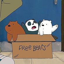 ベアベアベアーズの画像(可愛い パンダに関連した画像)
