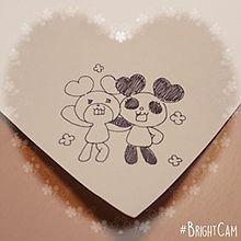 クマパン♡♡の画像(honeyworksキャラに関連した画像)