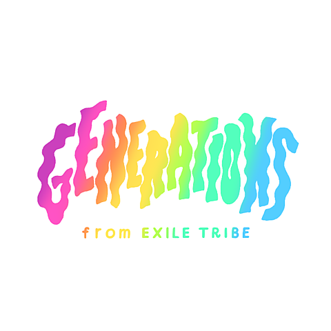 GENERATIONSロゴ メンバーカラーの画像 プリ画像