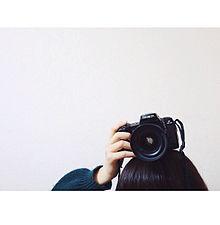 保存はポチっと!の画像(女の子/後ろ姿/横顔/カメラ女子に関連した画像)