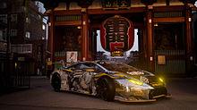 ハシビロコウ 痛車 ウラカン GT3'15の画像(グランツーリスモに関連した画像)