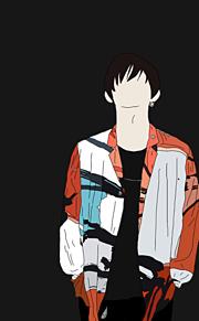 山田涼介 線画の画像(線に関連した画像)