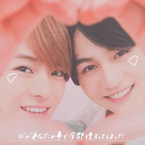 Kaito × Genta  >> 夢見る隙間の画像(プリ画像)