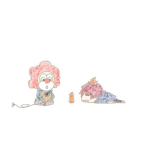 (´-`).。oO(お正月飾り…?)の画像(プリ画像)