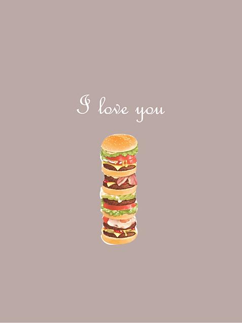 I love you の画像 プリ画像