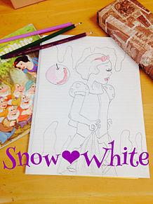 ディズニープリンセス  白雪姫の画像(プリ画像)