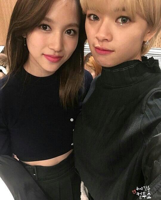 Twice ミナ ジョンヨン