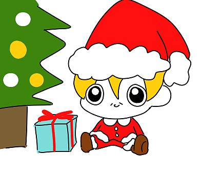 気分はクリスマスの画像(プリ画像)
