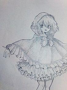 あかずきんちゃんの画像(プリ画像)