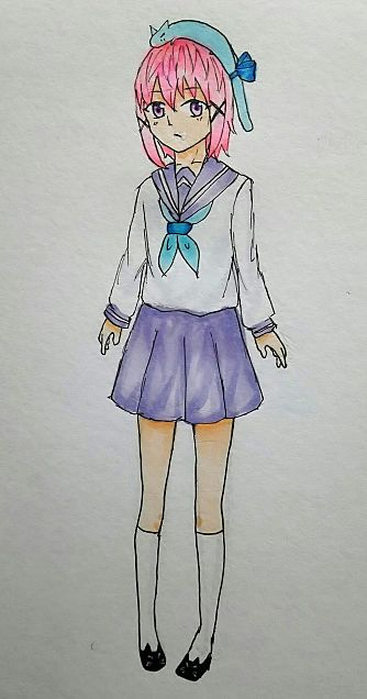 制服ver.の画像(プリ画像)