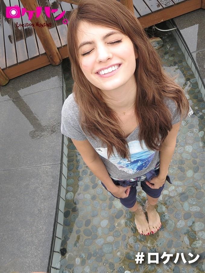 笑顔がかわいいマギー画像