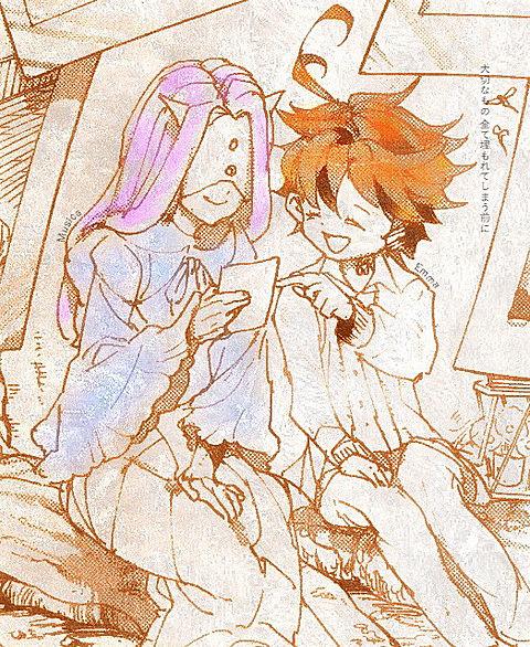 ムジカとエマの画像(プリ画像)