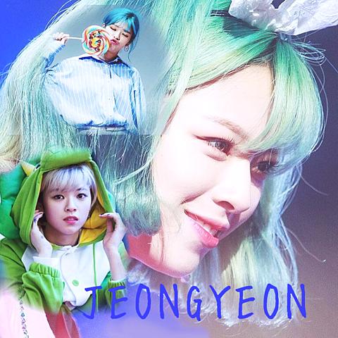 JEONGYEONの画像(プリ画像)